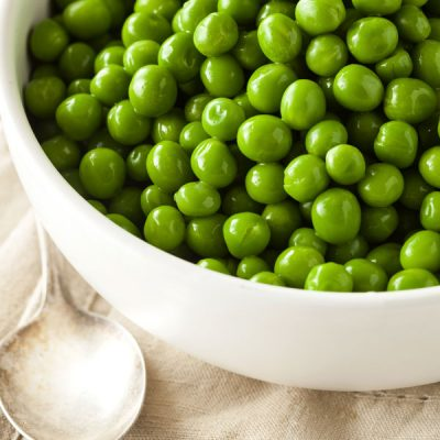 Buttered Green Peas