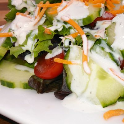 House Salad w/ Ranch Dressing