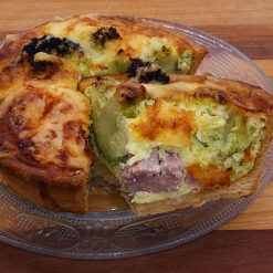 LIGHT Farms Mini Quiche - Ham