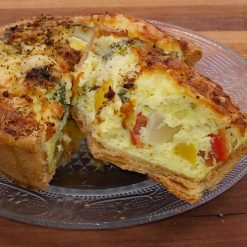 LIGHT Farms Mini Quiche - Celebration Veggie